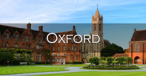 Immersions à Oxford (pour les jeunes)