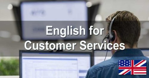 English for Customer Services