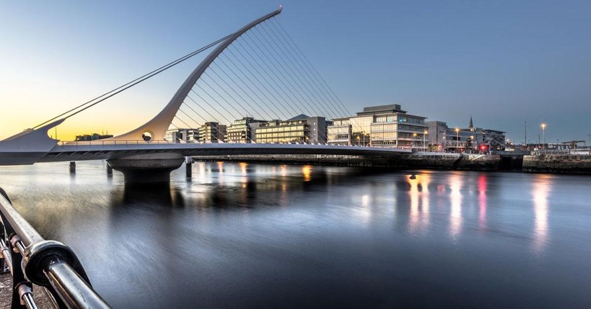 Immersions à Dublin