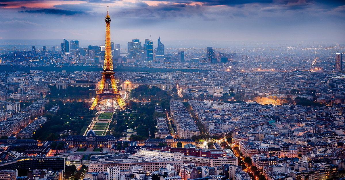 Immersions à Paris