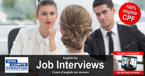 English for Job Interviews