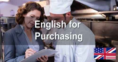 English for Purchasing