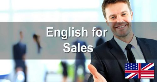 English for Sales
