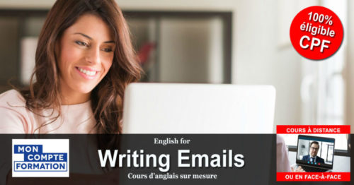 English for Writing Emails