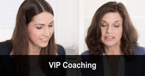 English Coaching for VIPs