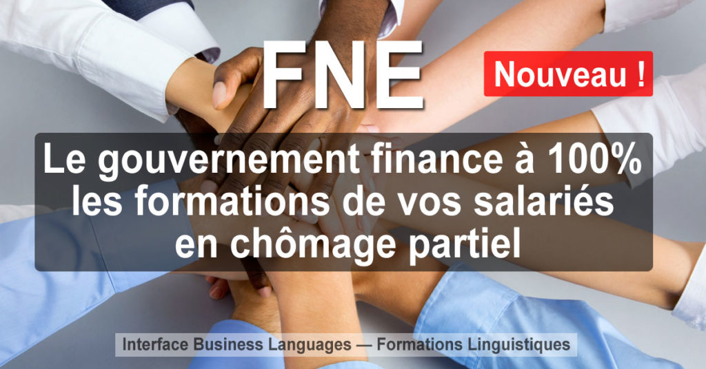 Dispositif FNE Formation